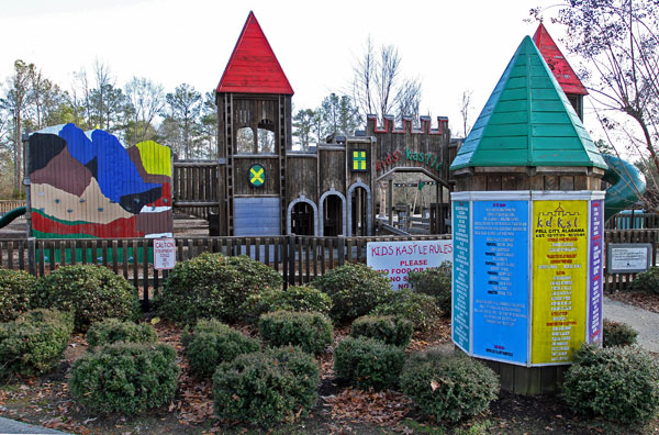 Kids Kastle Pell City City Of Pell City Alabama